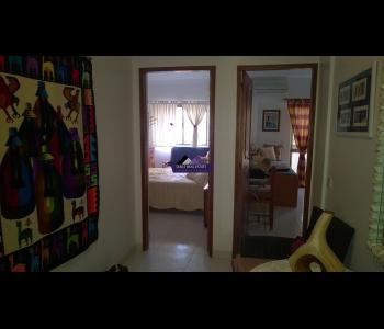 Apartamento T1 em Monte Gordo